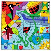 Colorful Life by nicolahu