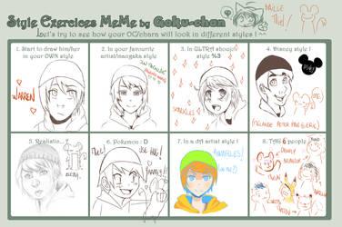Meme Champignon ! by Chokette