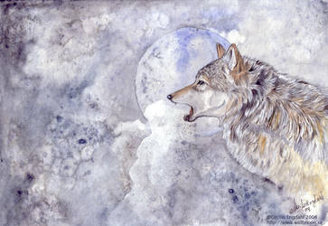 WolfMoon by wolfmoonie