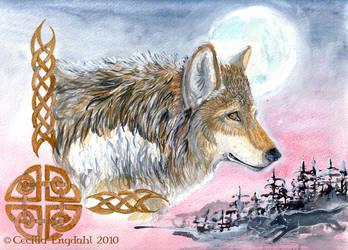 In Memorian by wolfmoonie