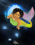 Explorer Mermaid by mytiko-chan-is-back
