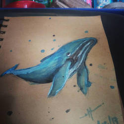Whale whale whale, what do we have here? by edozeiru