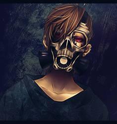 AVATAR-Death Mask Kid by TheFallenAD