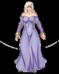 Lady Amalthea by IDBjoshm