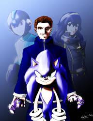 STRIDER BLUE by Super-Aaron-360