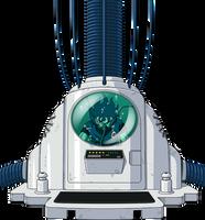 Goku - Medical Machine render by maxiuchiha22