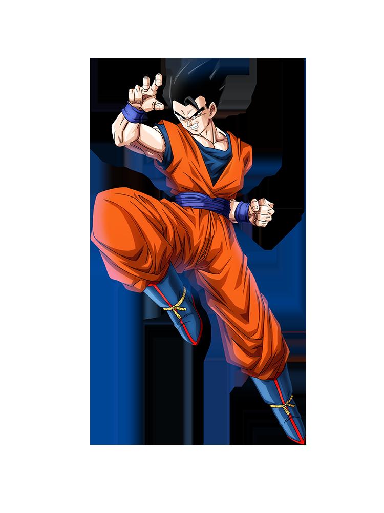 Ultimate Gohan Render Dokkan Battle By Maxiuchiha22 On Deviantart