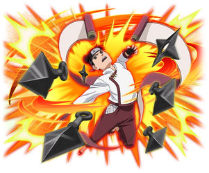 Tenten render 2  [Ultimate Ninja Blazing] by maxiuchiha22