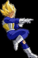 Vegeta ssj -Cooler returns render 2[Dokkan Battle] by maxiuchiha22