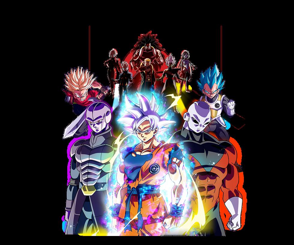 Super Dragon Ball Heroes BG Render [Website] By