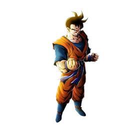 Future Gohan render [DB Legends] by maxiuchiha22