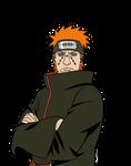 Pain Naraka path render [Naruto Mobile] by maxiuchiha22