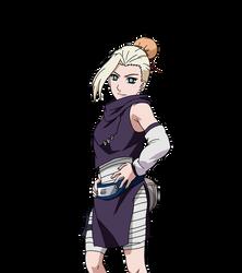 Ino render [Clash of Ninja Revolution 2] by maxiuchiha22