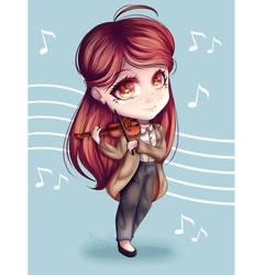 Violin by Satina56