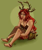 Commission : Myrrh by Lily-Fu