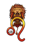 Chibi Leo by Lily-Fu