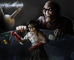 Feed My Frankenstein by Gellyh