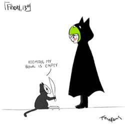 Friday, 13th by Blacklottus