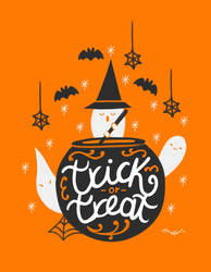 Trick or Treat by Blacklottus