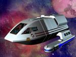 Shuttle Type 6/8 by MurbyTrek