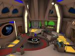 Deep Space 9 Control Room by MurbyTrek