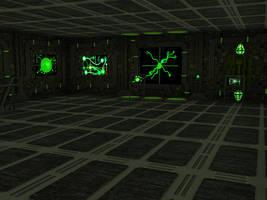 Borg Vinculum Room by MurbyTrek