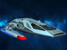 Shuttle Type 11 by MurbyTrek