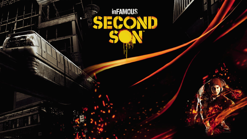inFAMOUS: second son wallpaper by hyalokinesis ...