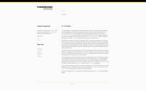 rf: website 2012 by Fleshgrinder