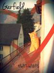 R.I.P. Garfield by Fleshgrinder