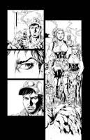 The Illegitimates issue 5 pg 17 by mechangel2002