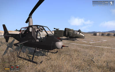 FANG at Camp Rogaine by Rooster3D