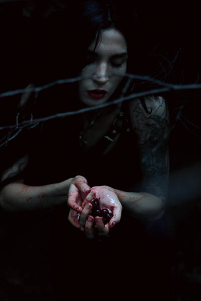 Taste of Darkness by NatalieVing