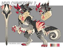 Chimereon MYO Contest 2 by talikira