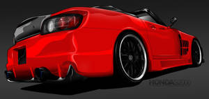 Honda S2000 FINAL by sc4designs
