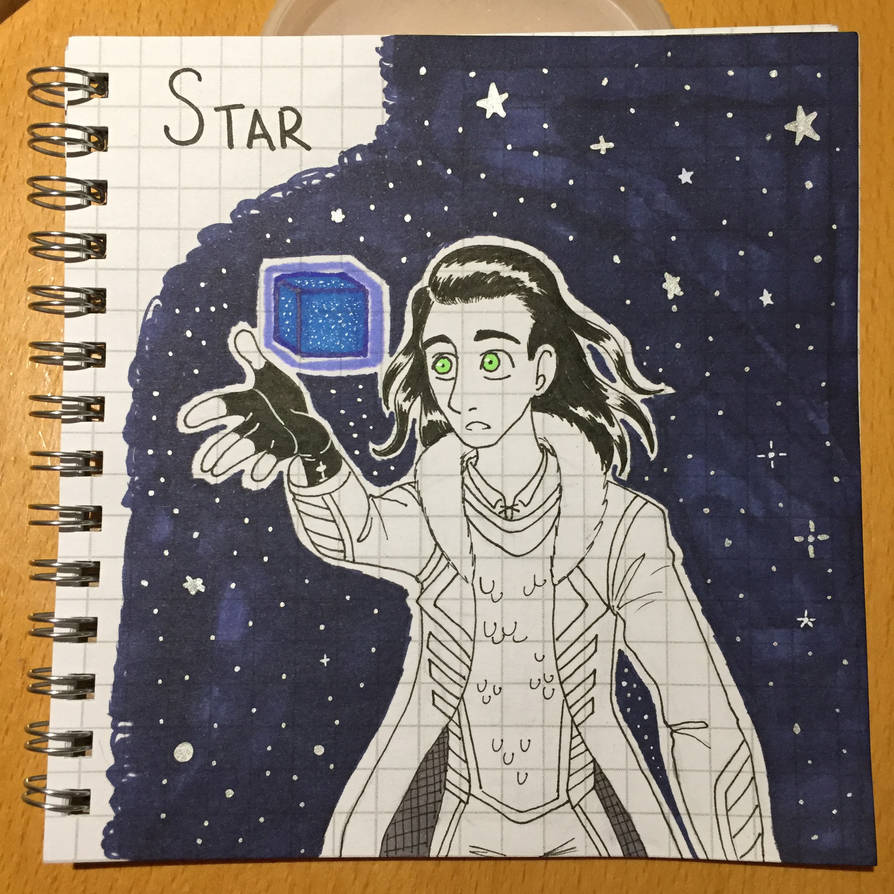 Star by WaterElement33