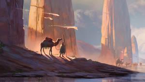 Desert of wonders by MateuszMajewski
