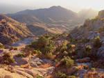 Mt. Lemon - a Valley by wonenownlee