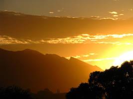 Septembers Last Sunrise by wonenownlee