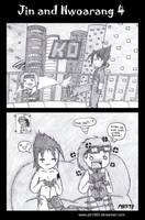 jin and hwoarang funny 4 by PB1593
