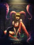 Octopussy Girl by aLDoDarK