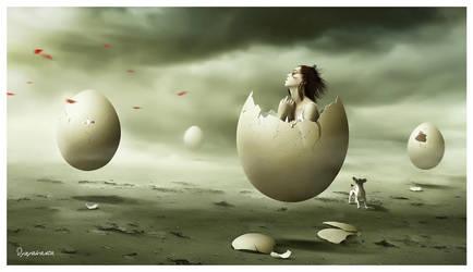 Egg Island by djajakarta