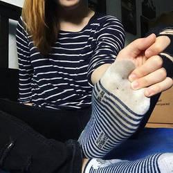 Socks by slaveboy09