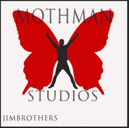 Mothman Studios Logo by ObsidianPixelStudio
