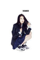 PNG 025 - IU by fanydragon
