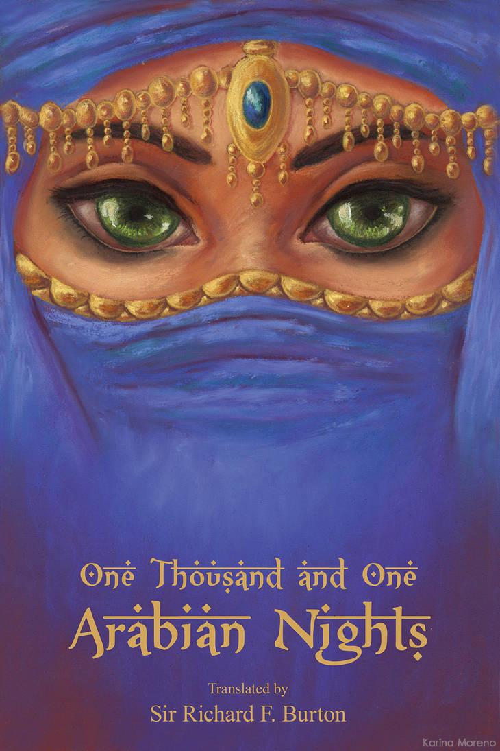 One Thousand and One Arabian Nights by riniwuzhere