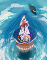 Tenshi by SpongeGoat