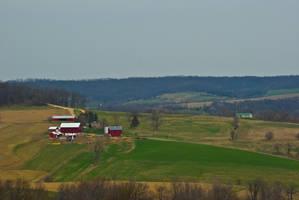 Rolling Barn by Earthfeeler
