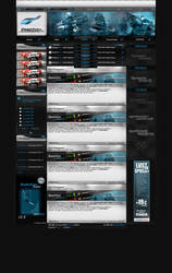 ReAction eSports Clandesign by Pired1992