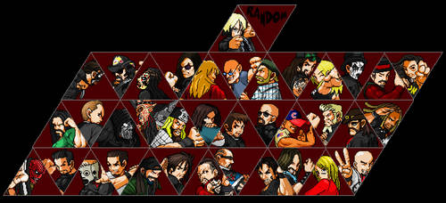 Warriors Of Rock by jc013